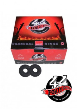 Forty-Four Charcoal Ring 44 mm - 80er Box
