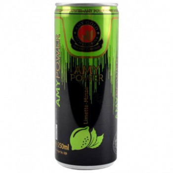 AMY Gold Power Drink - Lime-Mint