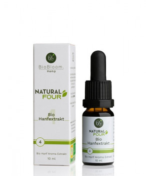 BioBloom CBD Öl – NaturalFOUR - 10ml