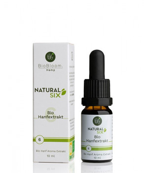 BioBloom CBD Öl – NaturalSIX - 10ml