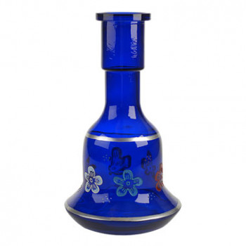 Glas King G10 Miss Pyramid - Blau