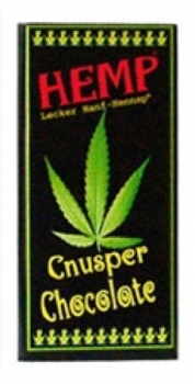 Cnusper Hemp Chocolate