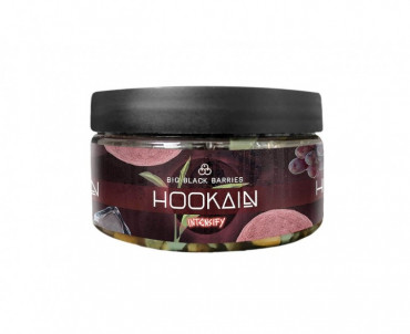 Hookain inTens!fy - Big Black Berries - 100g