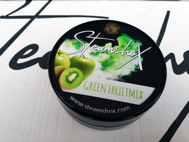 Steamshox CBD Edition - Green Fruit Mix - 70g