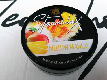 Steamshox CBD Edition - Mellow Mango - 70g