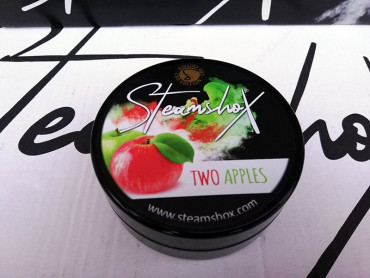 Steamshox CBD Edition - Two Apples - 70g