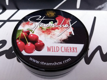Steamshox CBD Edition - Wild Cherry - 70g