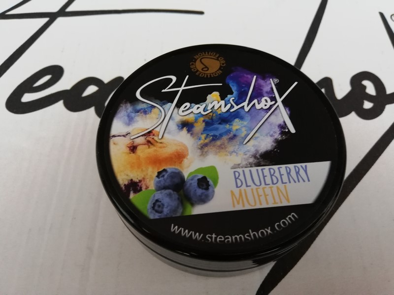 Steamshox CBD Blueberry Muffin